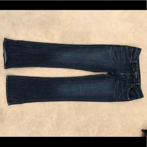 Vera Wang Bootcut Jeans